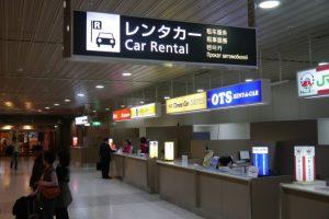日本租車的基本資訊【五個你需要知道的事項】