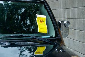 違規停車被取締時,怎麼辦?