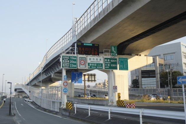 高速公路的利用!