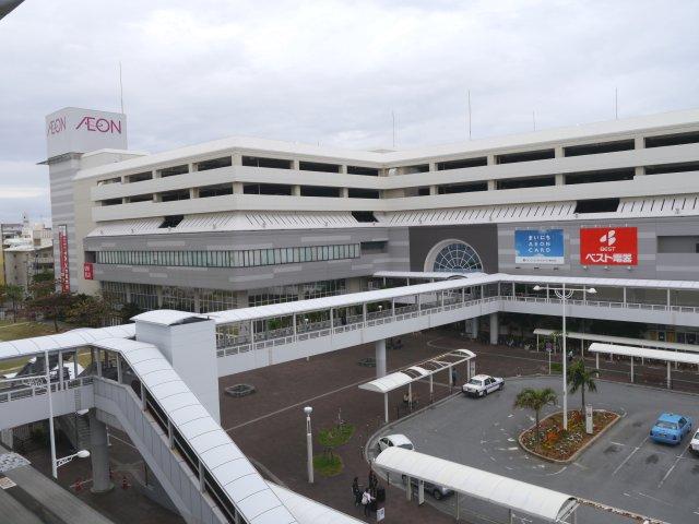 選用Paradise沖繩租車公司的「永旺那霸分店」